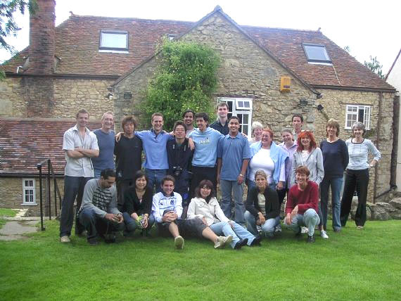 Oxford House School of English - CES Oxford