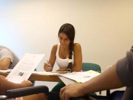 Студенты OISE Oxford на занятиях