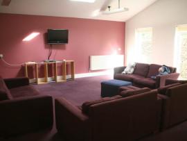 Место для отдыха студентов в British Study Centres Wycliffe College