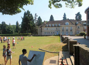 Здание школы Heathfield International Summer School
