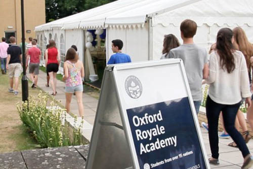 Oxford Royale Academy St. Catherine's College