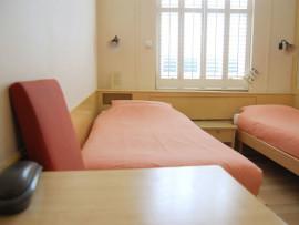 Жилая комната студентов Соловая в Frances King Heythrop College