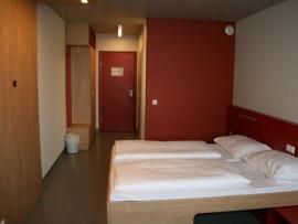 Жилая комната студентов Humboldt-Institut Wien
