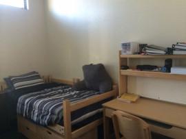 Жилая комната студентов FLS California State University Fullerton