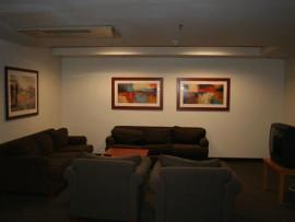 Комната отдыха для учащихся Oliver Language Training