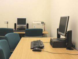 Компьютерный класс в English Language Centre Brighton