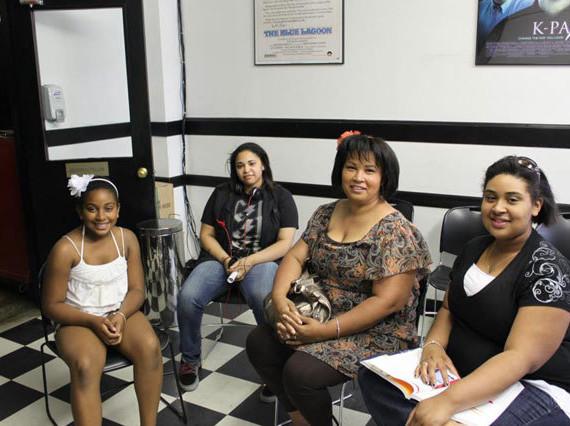 Студенты New York Film Academy на занятиях