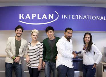 Студенты Kaplan International College Chicago