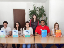 Студенты Language Studies International