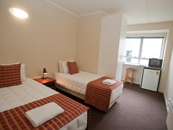 Жилая комната для студентов Embassy English Auckland