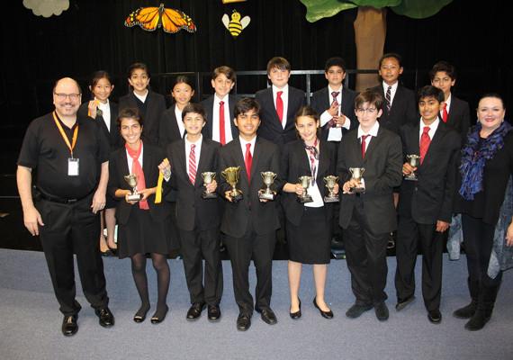 Студенты Fairmont Academy