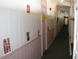 Холл в Hawaii Preparatory Academy