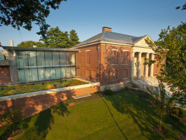 Здание Phillips Academy Andover