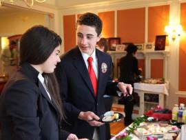 Студенты Worcester Academy