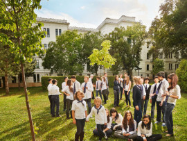 Студенты AMADEUS International School Vienna