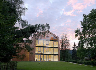 Здание St Gilgen International School