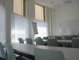 Аудитория в Business and Hotel Management School