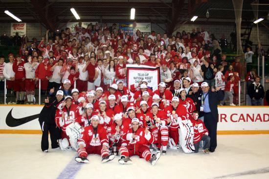 спорт в школах Канады