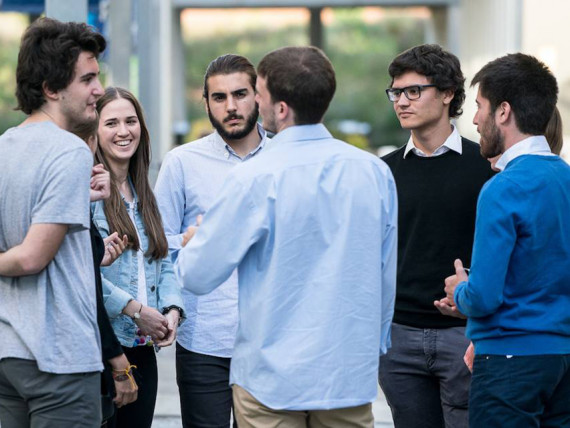 Обучение в ESADE Business School