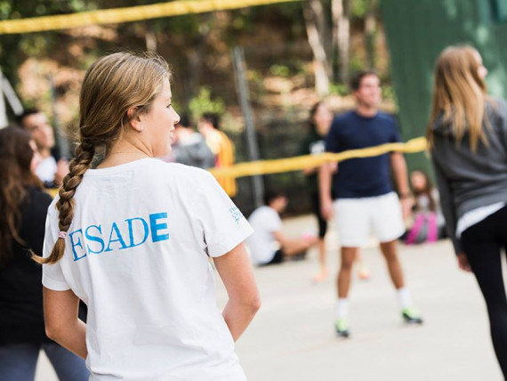 Спорт в ESADE Business School