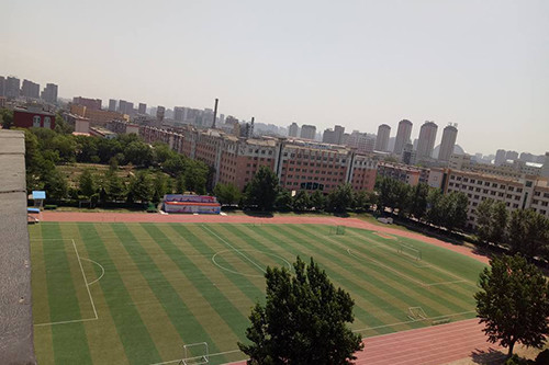 Спорт в Shenyang Pharmaceutical University