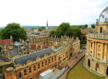 Лагерь Oxford School of English
