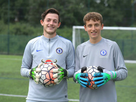Nike Football Camps with Chelsea FC