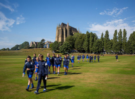Nike Football Camps with Brighton FC