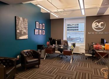 языковая школа EC в Нью-Йорке