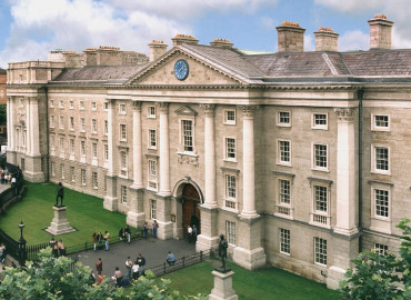 ATC Language and Travel Trinity College Dublin