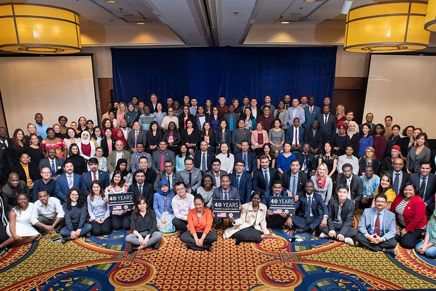 Hubert H. Humphrey Fellows